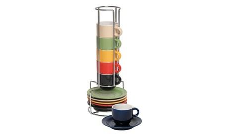 Espresso Set with Caddy (13-Piece) 2f3252be-6f04-11e6-abb1-002590604002