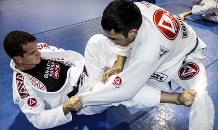 Gracie Barra Penticton - Penticton: Jiu-Jitsu, Women's Kickboxing, or Kids' Classes at Gracie Barra Penticton (Up to 77% Off)
