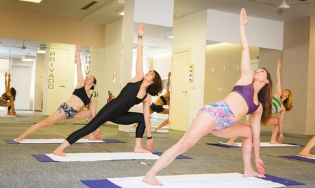 10 clases de Bikram yoga en turno de mañana o tarde desde 39 € en Bikram Yoga - Castellana (Madrid)