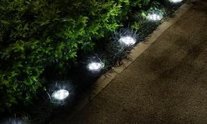 Spot LED solaire encastrable
