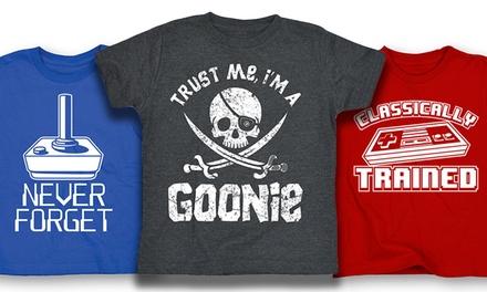 Boys' Retro T-Shirts