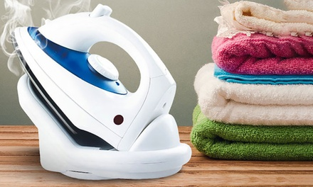 Vivo Non Stick Cordless Steam Iron with Water Spray and Adjustable Temperature Control