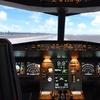Flight on Simulator