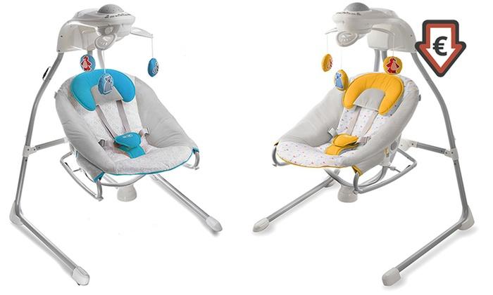 Schommelstoel Elektrisch Baby.Gino 3 In 1 Baby Schommelstoel Groupon