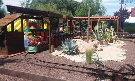 Entrée au parc pour 1 ou 2 enfants dès 4,90 € au Parc Les Ptits Bouts