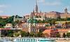 ✈ Budapest : 2, 3 ou 4 nuits avec petit-déjeuner et vols A/R