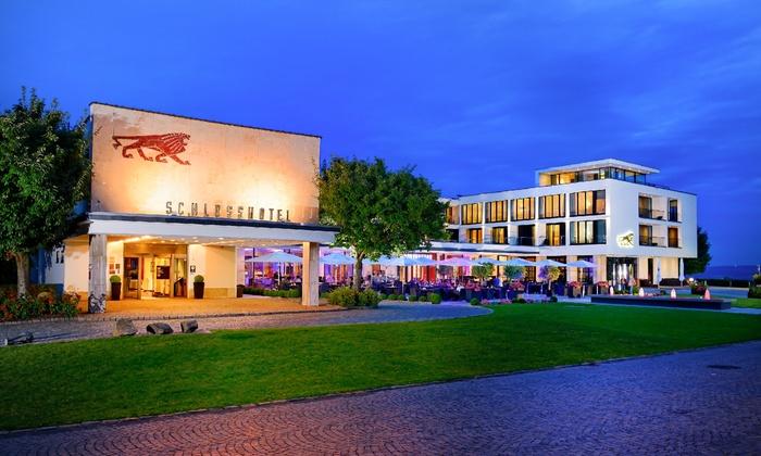 Schlosshotel Bad Wilhelmshöhe - Kassel: Kassel: 3-5 Tage zu zweit inkl. Frühstück, Dinner und Wellness-Oase im Schlosshotel Bad Wilhelmshöhe