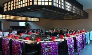 Taisho: Menu japonais en 5 services pour 2 ou 4 personnes 45,50€ chez Restaurant taisho à Anvers