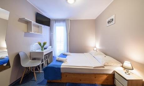Cracovia: habitación doble o twin para 2 personas con desayuno en Hotel Nowa Panorama