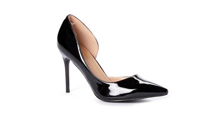 4ab3cf36cb9 V1969 Italia Versace 19.69 Alexandra Heels (Sizes 6   8.5)