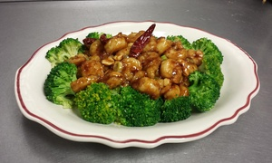 Hunan Village: Pan-Asian Food for Dine-In or Carry-Out at Hunan Village (40% Off)