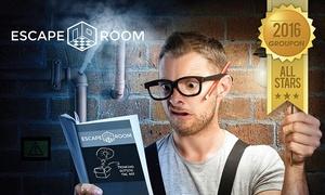 Escape Room Isreal: רשת אסקייפ רום ישראל: שלמו רק 50 ₪ עבור שובר הנחה לכניסה זוגית ששוויו 100 ₪! תקף בכל 10 סניפי הרשת לבחירה, גם בקבוצות