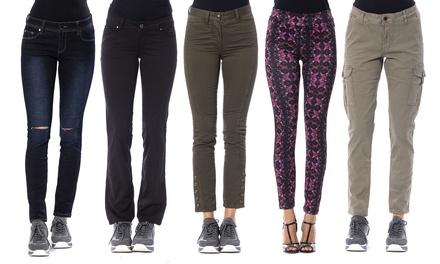 Pantaloni Donna