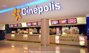 Cinépolis: Cinépolis – 41 endereços: ingresso em sala 2D ou 3D, todos os dias da semana
