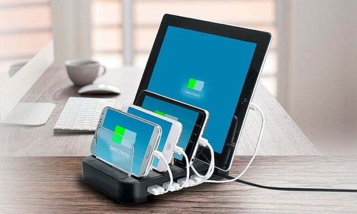 Bytech Universal Mobile Device Charging Station