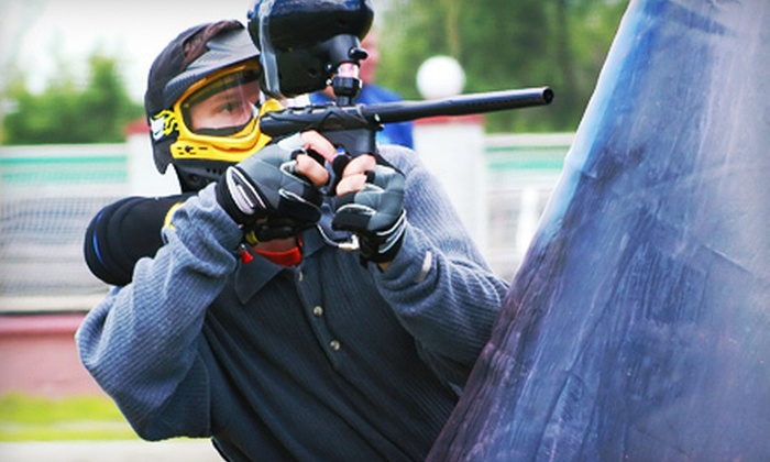 Archery Field & Sports - Altoona: Paintball Session for 2, 4, 6, or 15 at Archery Field & Sports in Altoona (Up to 65% Off)