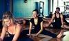The Vinyasa Studio - North Scottsdale: 10 Vinyasa Yoga Classes or 30 Days of Unlimited Vinyasa Yoga Classes at The Vinyasa Studio (Up to 75% Off)