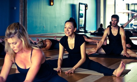 10 Vinyasa Yoga Classes or 30 Days of Unlimited Vinyasa Yoga Classes at The Vinyasa Studio (Up to 75% Off)