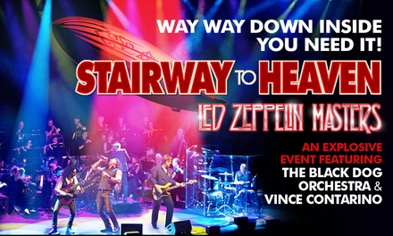 Led Zeppelin Masters, 18–27 April at Eight Locations (Up to 28% Off)