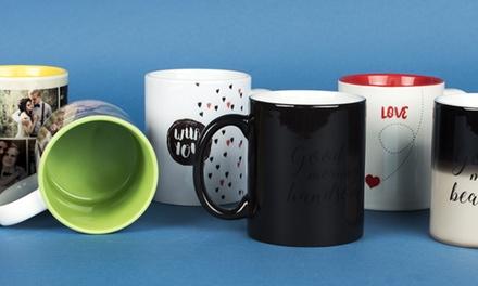 1, 2 ou 3 mugs personnalisables, magique ou coloré, sur Colorland dès 2,99 € (jusquà 69% de réduction)