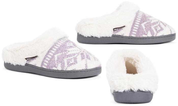 604c0c986cac Muk Luks Women s Briar Slippers