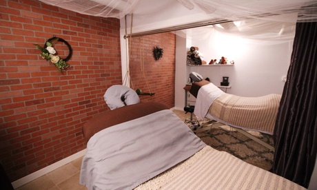45-Min Aromatherapy or Therapeutic Massage at House Of Rejuvenate!