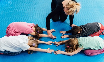 Kids' Half- or Full-Day Summer Camp at Energy Fitness and Gymnastics (Up to 52% Off)
