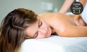 Espaço Bem Bella: Espaço Bem Bella – Mansões Santo Antônio: 4, 6 ou 12 visitas com massagem relaxante ou modeladora + drenagem linfática