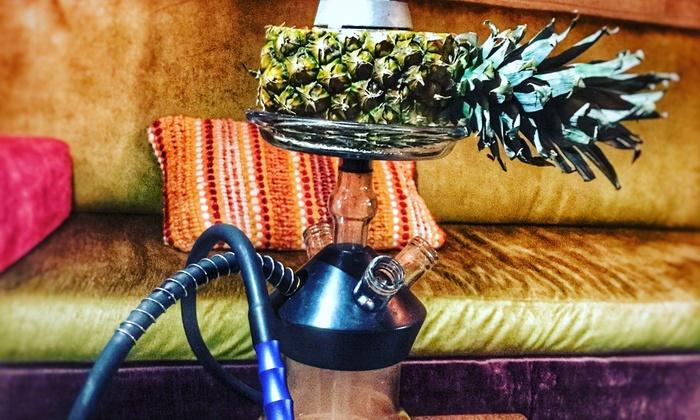 Hook up hookah lounge