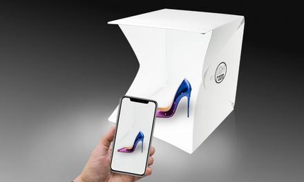 Apachie Mini Photo Studio Box met LEDverlichting