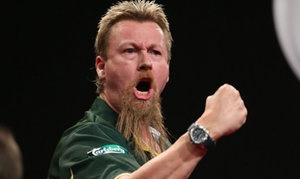 Newcastle Legends Ltd: Christmas at the Darts on 7 December, O2 Academy Newcastle (Up to 47% Off)