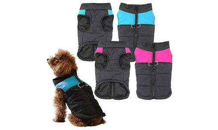 Bunty Warm WrapAround Dog Jacket
