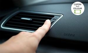 Reparocar: Reparocar – Maruípe: higienização de ar-condicionado automotivo (opções com limpeza de filtro, revisão e carga de gás)