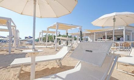 Pescoluse: ingresso in spiaggia a 9,90€euro