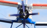 45- or 60-Minute Vintage Flying Experience at Pleasure Flying Club (Up to 40% Off)