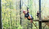 Up to 31% Off Tours at Northwoods Zip Line Adventure Tours