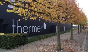 Thermen R: Een hele dag wellnessen met z'n twee bij Thermen R voor €47,99!