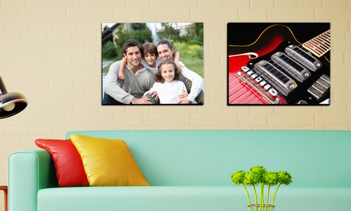 "Picture it on Canvas **NAT**: 16""x20"" Custom Gallery-Wrapped Canvas for $26.99 from Picture It On Canvas"