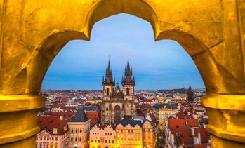 Prague, Vienna and Budapest: 4* 7-Night Stay with Breakfast