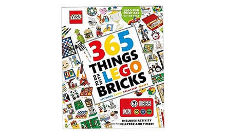 365 Things To Do With LEGO Book for £14.98
