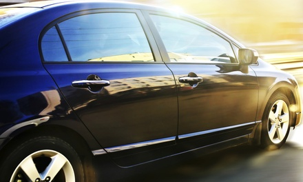 $95 for Platinum Detail Package for a Sedan at On The Spot Superior Auto Detail ($190 Value)