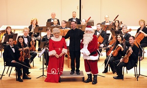 """Messiah Sing Along & Holiday Extravaganza"": Norwalk Symphony Orchestra's Messiah Sing-Along & Holiday Extravaganza on Saturday, December 5, at 5 p.m."