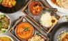 AED 100 Toward Indian Food