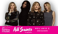 All Saints, Melanie C and Sophie Ellis-Bextor at Kew the Music: Two Tickets, 13 July at Kew Gardens (Up to 55% Off)