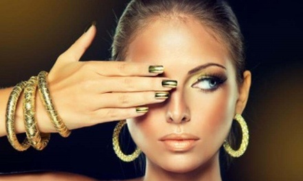 Révéler sa beauté : 2h30 de cours dauto maquillage professionnel à 49,90€ au studio Smart & Make Up à Bordeaux Centre
