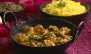 Cafe India: 60% off at Cafe India