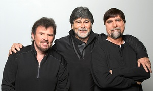 Alabama with special guest The Charlie Daniels Band: Alabama with a Very Special Guest Charlie Daniels Band on Saturday, October 8, at 7:30 p.m.