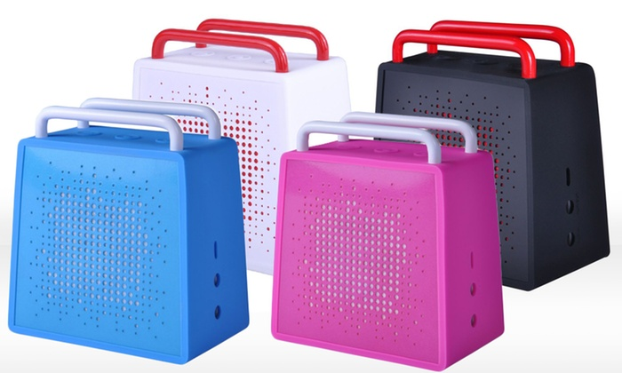Antec SPzero Portable Bluetooth Speaker: Antec SPzero Portable Bluetooth Speaker. Multiple Colors Available. Free Returns.