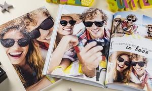 Livre photo A4 horizontal ou vertical à partir de 100 pages