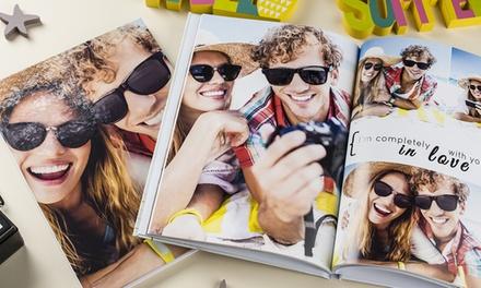 1 ou 2 livres photo A4 personnalisable de 100, 120 ou 140 pages sur Colorland dès 16,99 € (jusqu'à 81% de réduction)